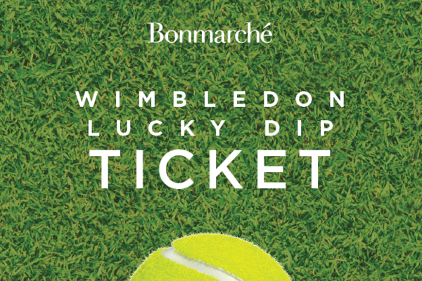 Bonmarché Wimbledon Lucky Dip Ticket Promotion