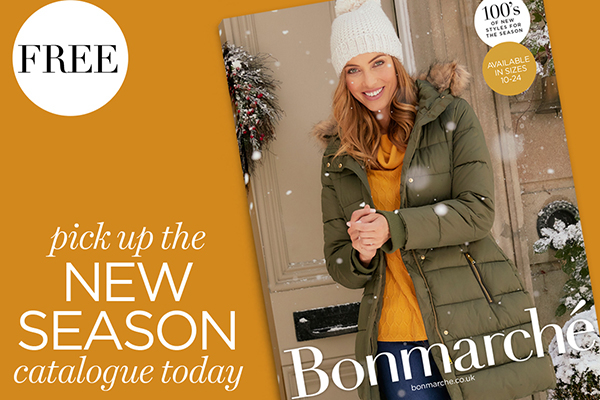 The Bonmarché Christmas catalogue is here!
