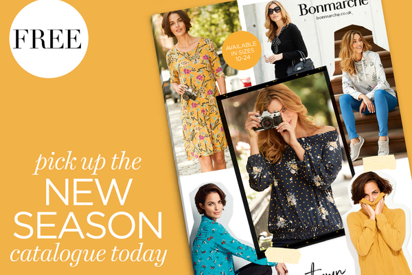 Bonmarché Autumn catalogue