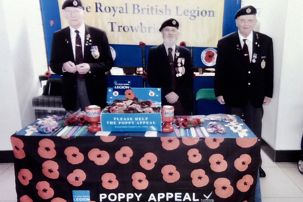 Our Poppy Sellers are Retiring
